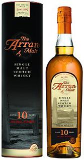 The Arran Malt Scotch Single Malt 10 Year 750ml